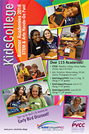 KidsCollege at PVCC 2018 Summer Academies