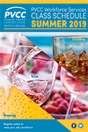 PVCC Workforce Services Summer 2019 Class Schedule